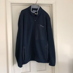 Vineyard Vines knit zip up jacket